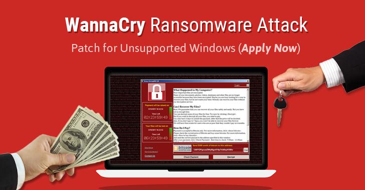 Bảo mật email trước WannaCry