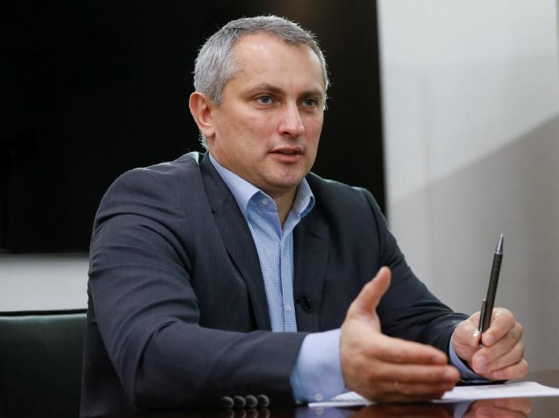Giám đốc cảnh sát mạng Ukraine Serhiy Demedyuk