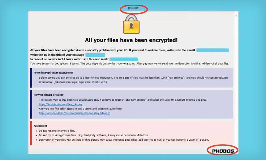 Mã độc Ransomware