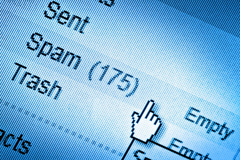 anti spam mail