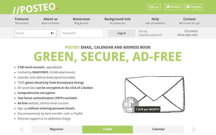 8 nhà cung cấp dịch vụ bảo mật email tốt nhất năm 2021